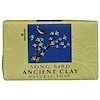 Zion Health, Ancient Clay Natural Soap, Song Bird, 6 oz (170 g)
