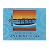 Zion Health, صابون الطين القديم الطبيعي، النهر الكبير، 10.5 أوقية (300 جم)