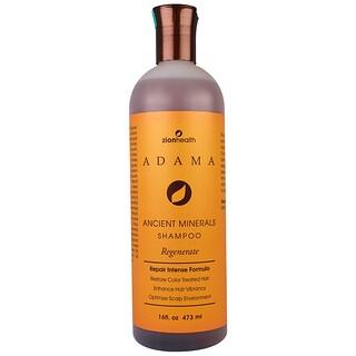 Zion Health, Ancient Minerals, Regenerate Shampoo, 16 fl oz (473 ml)