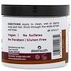 Zion Health, Adama, Deep Cleansing Scalp & Hair Scrub, Pear Blossom, 4 oz (113 g)