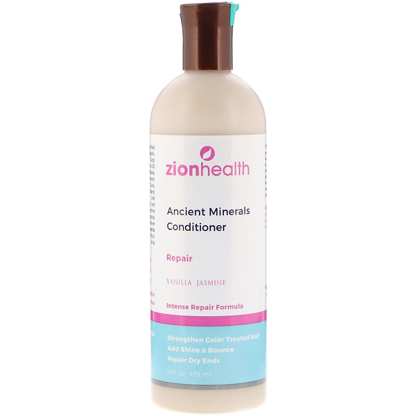 Ancient Minerals Conditioner, Repair, Vanilla Jasmine, 16 fl oz (473 ml)