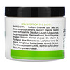 Zion Health, مقشر ومنظف فروة الرأس والشعر معزز بزيت الأرجان للتنظيف العميق، التفاح الأخضر، 4 أونصات (113 جم)