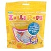 Zollipops, The Clean Teeth Pops, Orange, 15 ZolliPops, 3.1 oz