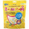 Zollipops, The Clean Teeth Pops, Pineapple, 3.1 oz