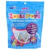 Zollipops , The Clean Teeth Pops, Strawberry, Orange, Raspberry, Cherry, Grape, Pineapple, Approx. 15 Pops, 3.1 oz