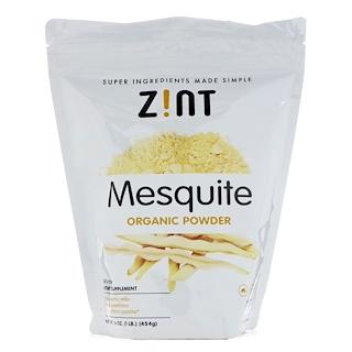 Z!NT, Mesquite Organic Powder , 16 oz (454 g)