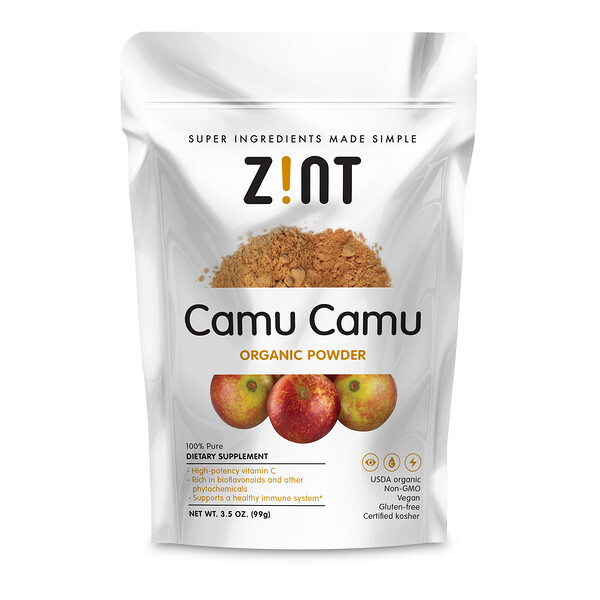 Camu Camu Organic Powder , 3.5 oz (99 g)
