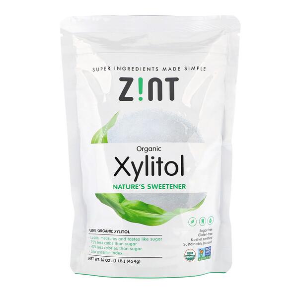 Xylitol, Süßstoff der Natur, 454 g