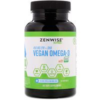 Vegan Omega-3 with Life'sOmega,120 softgels - фото