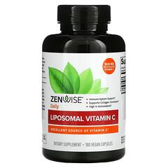 Zenwise Health, 脂質體維生素 C,500 毫克,180 粒全素膠囊