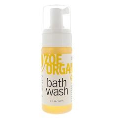 Zoe Organics, Bath Wash, 5 fl oz (150 ml)