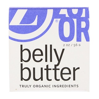 Zoe Organics, Belly Butter, 2 oz (56 g)