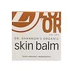Zoe Organics, Dr. Shannon's Organic, Skin Balm, 2 oz (56 g)