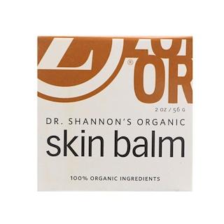 Zoe Organics, Dr. Shannons Bio-Hautbalsam, 2 oz (56 g)