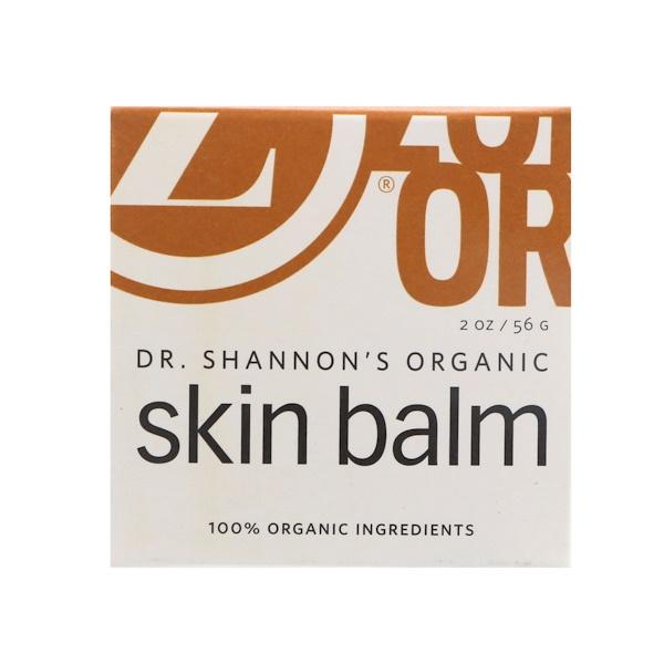 Zoe Organics, Dr、 Shannon's Organic有機護膚霜,2盎司(56克)