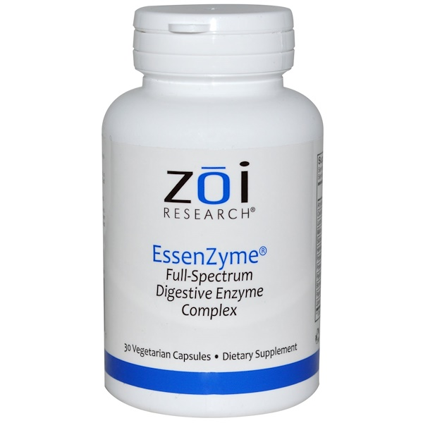 ZOI Research, EssenZyme, 30 Veggie Caps (Discontinued Item)
