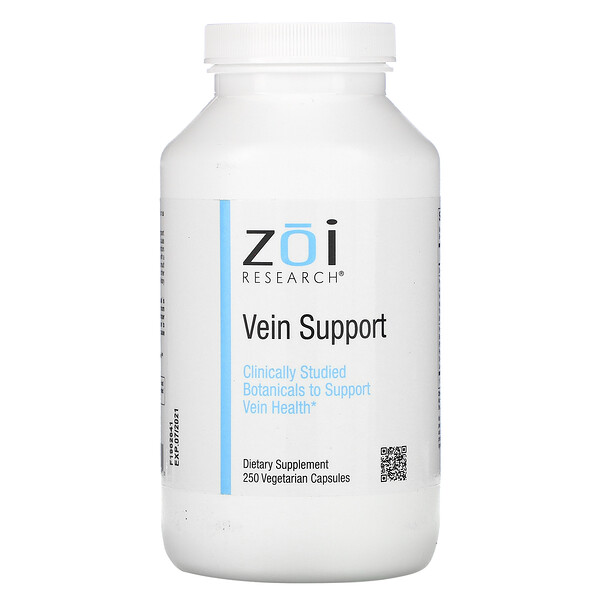 Vein Support, 250 Vegetarian Capsules