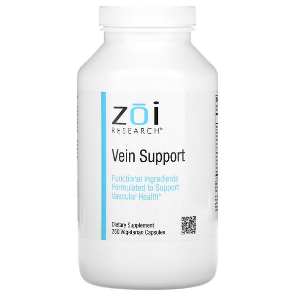 Vein Support, 250 Vegetarian Capsules