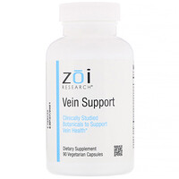 Vein Support, 90 Vegetarian Capsules - фото