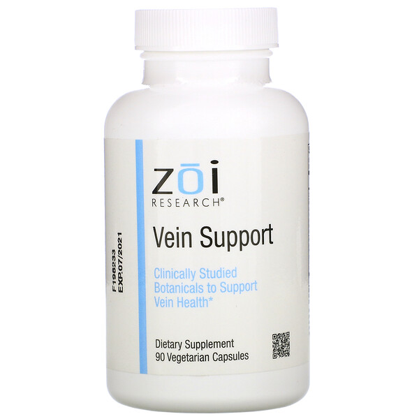 Vein Support, 90 Vegetarian Capsules