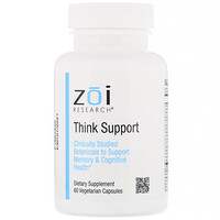 Think Support, 60 Vegetarian Capsules - фото