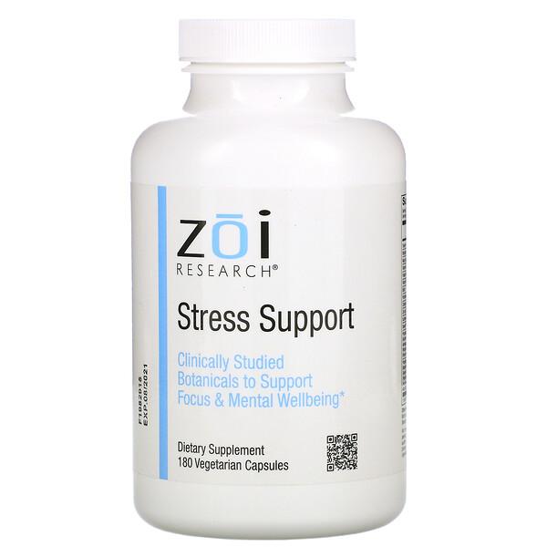 Stress Support, 180  Vegetarian Capsules