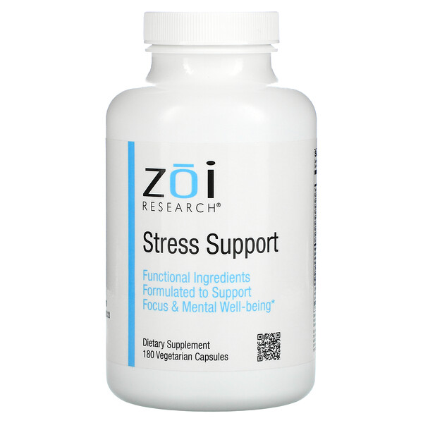 ZOI Research, Stress Support, 180  Vegetarian Capsules