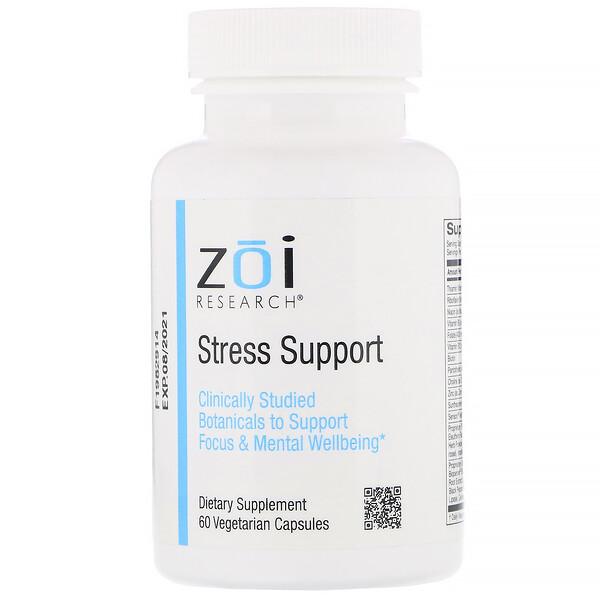 Stress Support, 60 Vegetarian Capsules