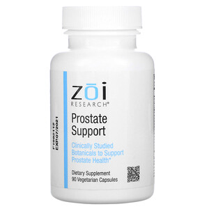 ZOI Research, Prostate Support, 90 Vegetarian Capsules отзывы