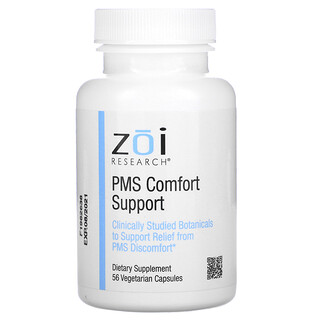 ZOI Research, PMS Comfort Support, 56 Vegetarian Capsules