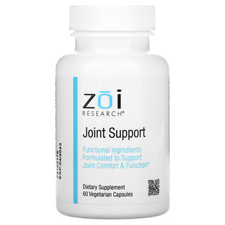 ZOI Research, Joint Support, 60 Vegetarian Capsules