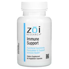 ZOI Research, كبسولات دعم المناعة، 60 كبسولة نباتية