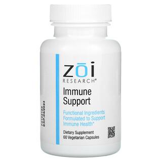 ZOI Research, Immune Support, Unterstützung des Immunsystems, 60vegetarische Kapseln