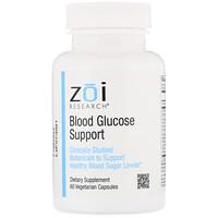 Поддержка уровня глюкозы в крови, 60растительных капсул - фото