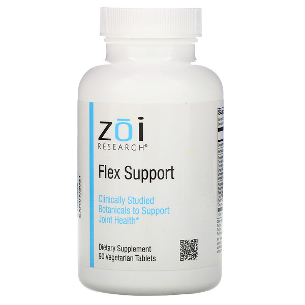 ZOI Research, Flex Support, 90 Vegetarian Tablets