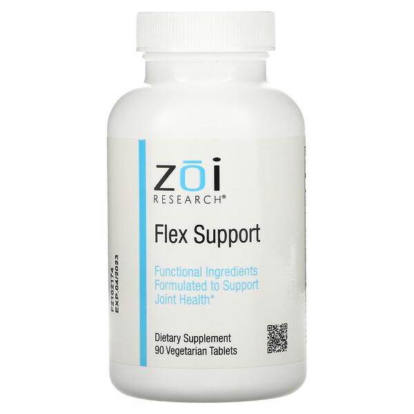 Flex Support, Unterstützung der Flexibilität, 90vegetarische Tabletten