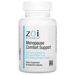 ZOI Research, Menopause Comfort Support, 56 Vegetarian Capsules