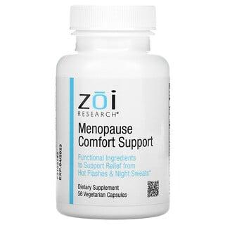 ZOI Research, 更年期舒适支持,56 粒素食胶囊