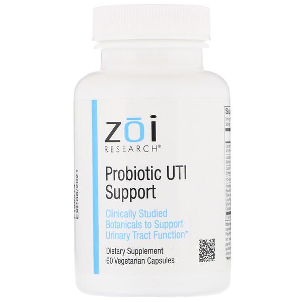 Probiotic UTI Support, 60 Vegetarian Capsules