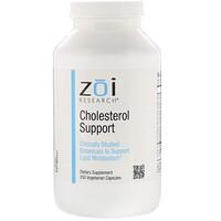 Cholesterol Support, 250 Vegetarian Capsules - фото