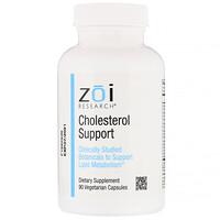 Поддержка уровня холестерина, 90вегетарианских капсул - фото