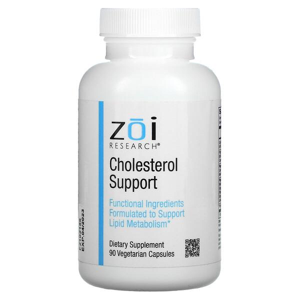 Cholesterol Support, 90 Vegetarian Capsules