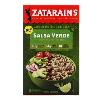 Zatarain's, Garden District Kitchen, Salsa Verde, 5.7 oz (161 g)