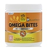 Zesty Paws, Omega Bites, Skin & Coat Support, Chicken Flavor, 90 Soft Chews