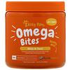 Zesty Paws, Omega Bites, добавка для собак, для здоровья кожи и шерсти животных, с ароматизатором «Бекон», 90мягких жевательных таблеток